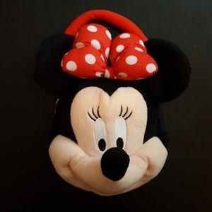 Minnie Mouse Plush Purse